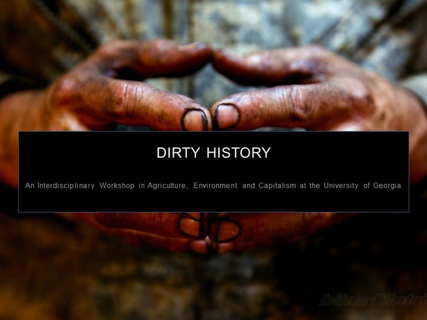 Dirty History workshop heading