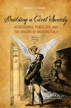 cover of Steve Soper's book on Italian history