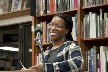 photo of Dr. Tiya Miles, historian