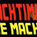 LunchTime Time Machine Title Banner