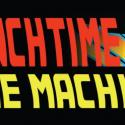 Lunchtime time machine title header